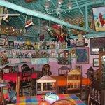 inside Isla del Colibri