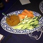 salsa satay