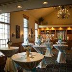 The Chautauqua Room Wedding Reception