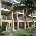 Hotel sea facing rooms
