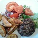 Super hamburger!