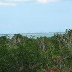 View from Yalahau Lagoon