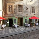 Foto de Charming Prague Apartments At the Black Star
