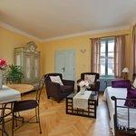 Charming Prague Apartments At the Black Star Foto