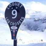 A great run, back into Les Crosets