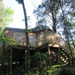 Bear's Den back deck