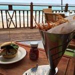 Nice views & great food
