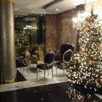 Lobby do hotel, Natal.