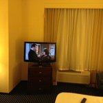 nice flat screen tv