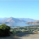 When Lake Isabella was full.
