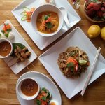 Far East Asian Dishes
