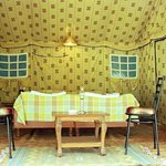 Swiss Cottage Deluxe Tent
