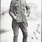 J. Dendle, one of hundreds of Ilfracombe soldiers who fought in the 1914-18 war