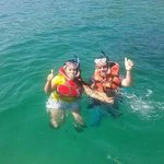 Super maravilloso paseo en el mar nos encanto!! Les deseamos a Guillermo y Roxana buen 2014. Por
