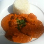 Main Chicken and Rice