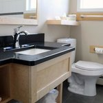 Bathroom in Couples Room