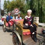 Rickshaw ride in Suzhou