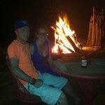 Sunday bonfire