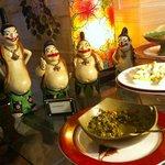 Cascade International Restaurant #punakawanstatue #heritage