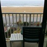 Beach view!