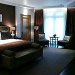 Deluxe Junior Suite bedroom