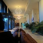 Hall do Hilton Florense Metropole