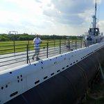 Submarino USS Drum