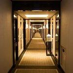 Beautiful hallways