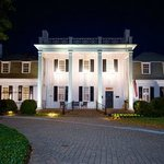Ruth's Chris Steakhouse is located in an 18th century plantation house