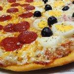 There Pizzas e Massas