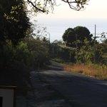 road going down to Montezuma centre