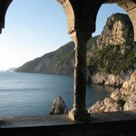Portovenere, dalla chiesa sul promontorio