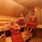 Unserer Sauna