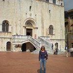 Palazzo dei Consoli, scorcio