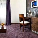 """Classic dbl room situated in hotels' annex building named """"Gala"""""""