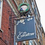 The Easton Sign a