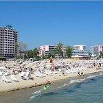 Spiaggia a Sunny Beach