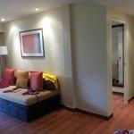 Living area :)