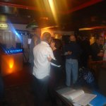 Great party atmosphere. Entertainment every weekend. Discos, Karaoke or live entertainment.