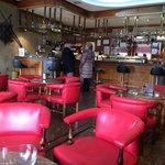 Cafetería muy agradable