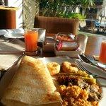 Latitude restaurant, wonderful food
