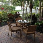 Patio View at Capri - Foxtail Room #102