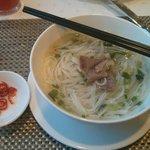 "Authentic Vietnam food ""pho thit bo"""