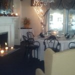 Private Dining at its best in the Fireside Room