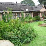 Main Lodge Accommodation, lounge and dinning