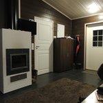 Inside cabin Nuora