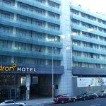 Facade of Hotel