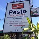 Pesto - perhaps the best meal you'll have in Phuket