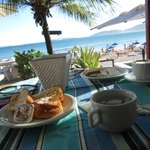 Vista desde el desayunador