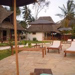 swimming pool and suites